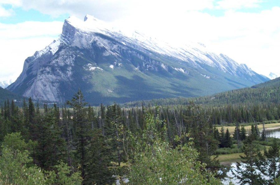 CANADA - Canadian Rockies at Banff