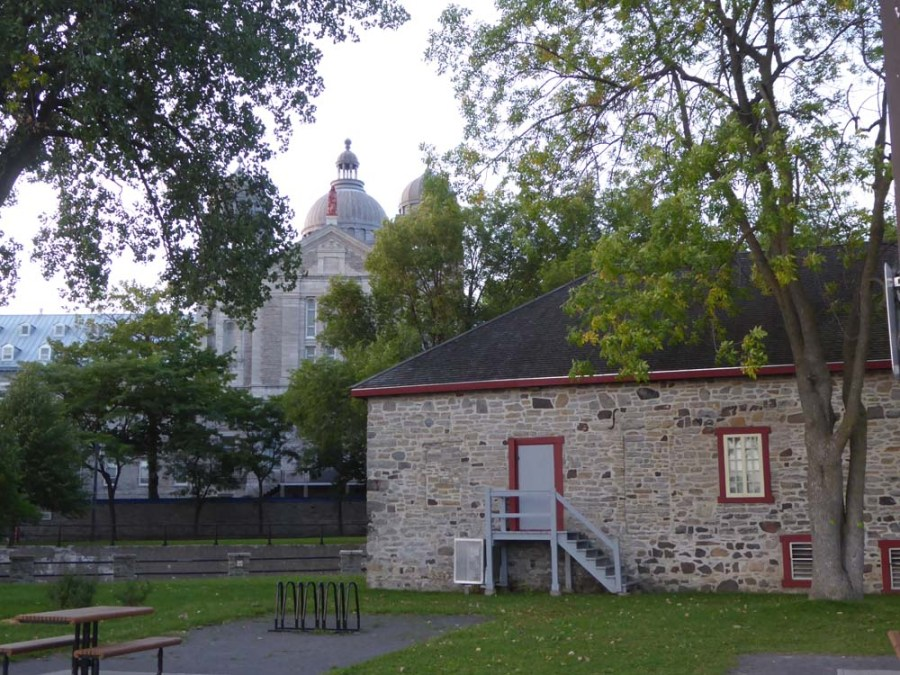 CANADA - Lachine, early fur trading post at Montreal