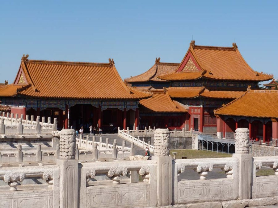 CHINA - Forbidden City in Beijing