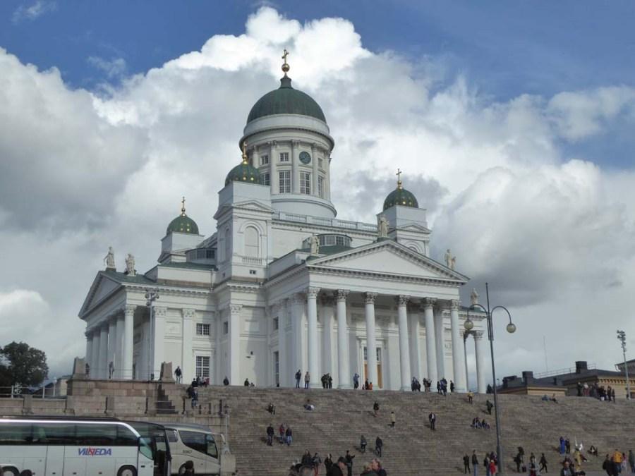 FINLAND - Tuomiokirkko in Helsinki