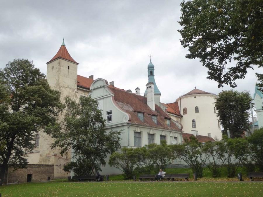 LATVIA - Riga Medieval Castle