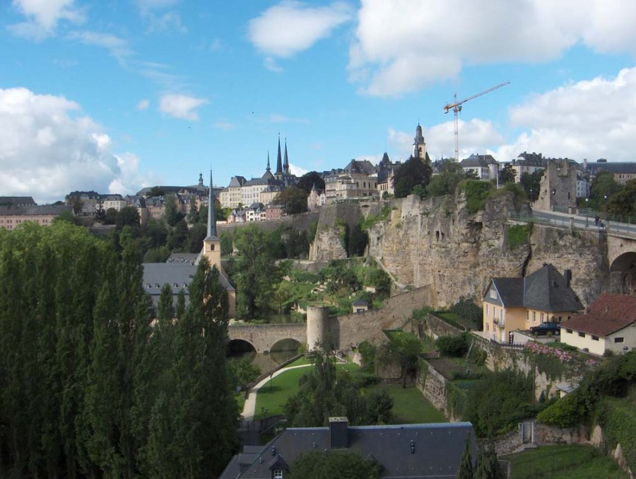 LUXEMBOURG - Luxembourg City