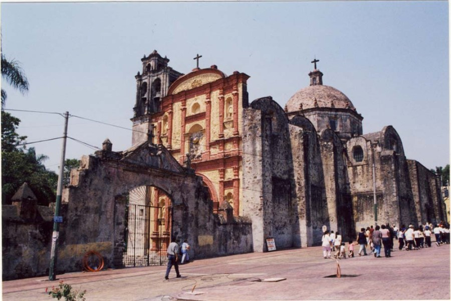 MEXICO - Cuernavaca Cathedral