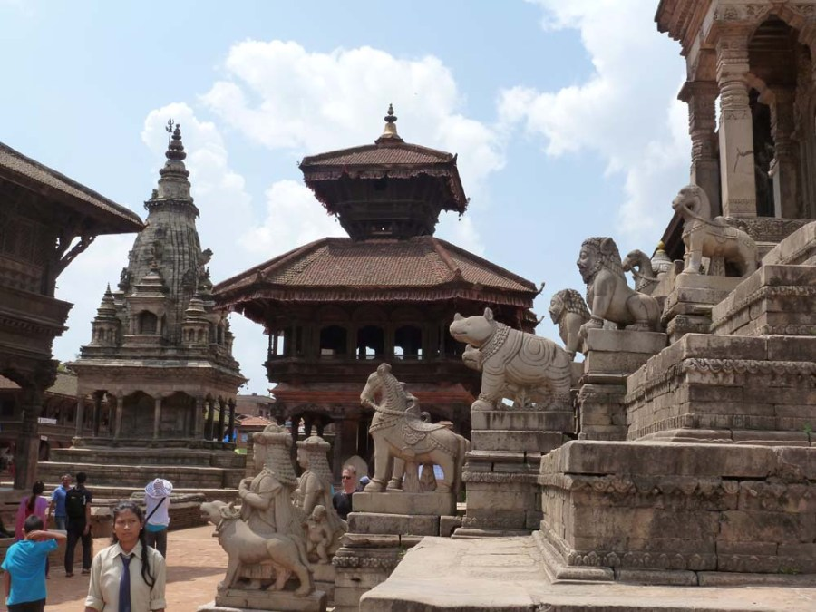 NEPAL - Ancient Bhaktapur