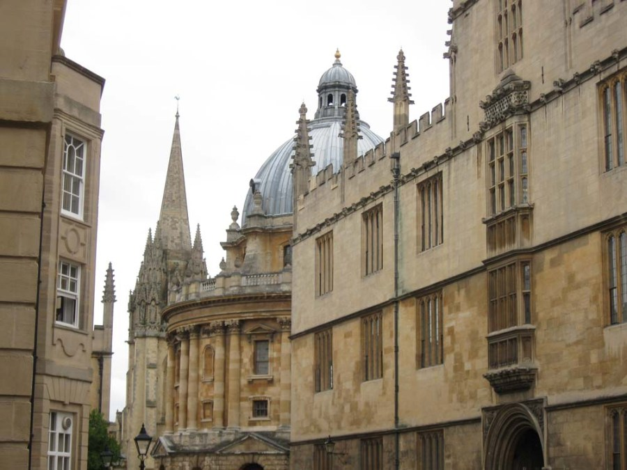 UNITED KINGDOM - Bodleian Library at Oxford University