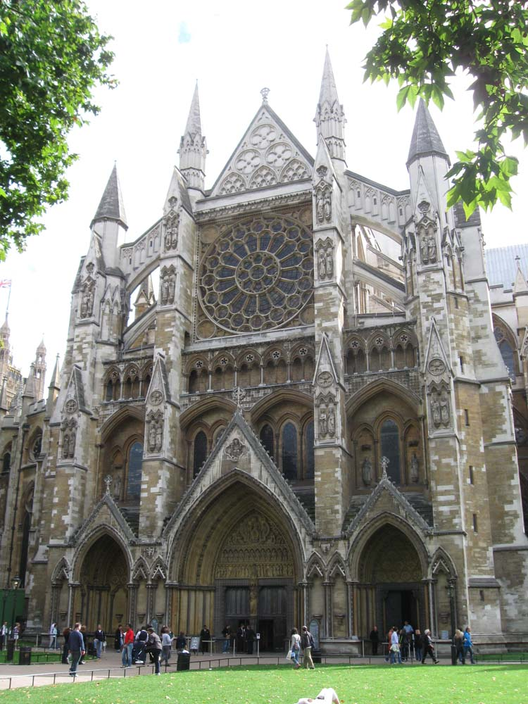 UNITED KINGDOM - Westminster Abbey in London